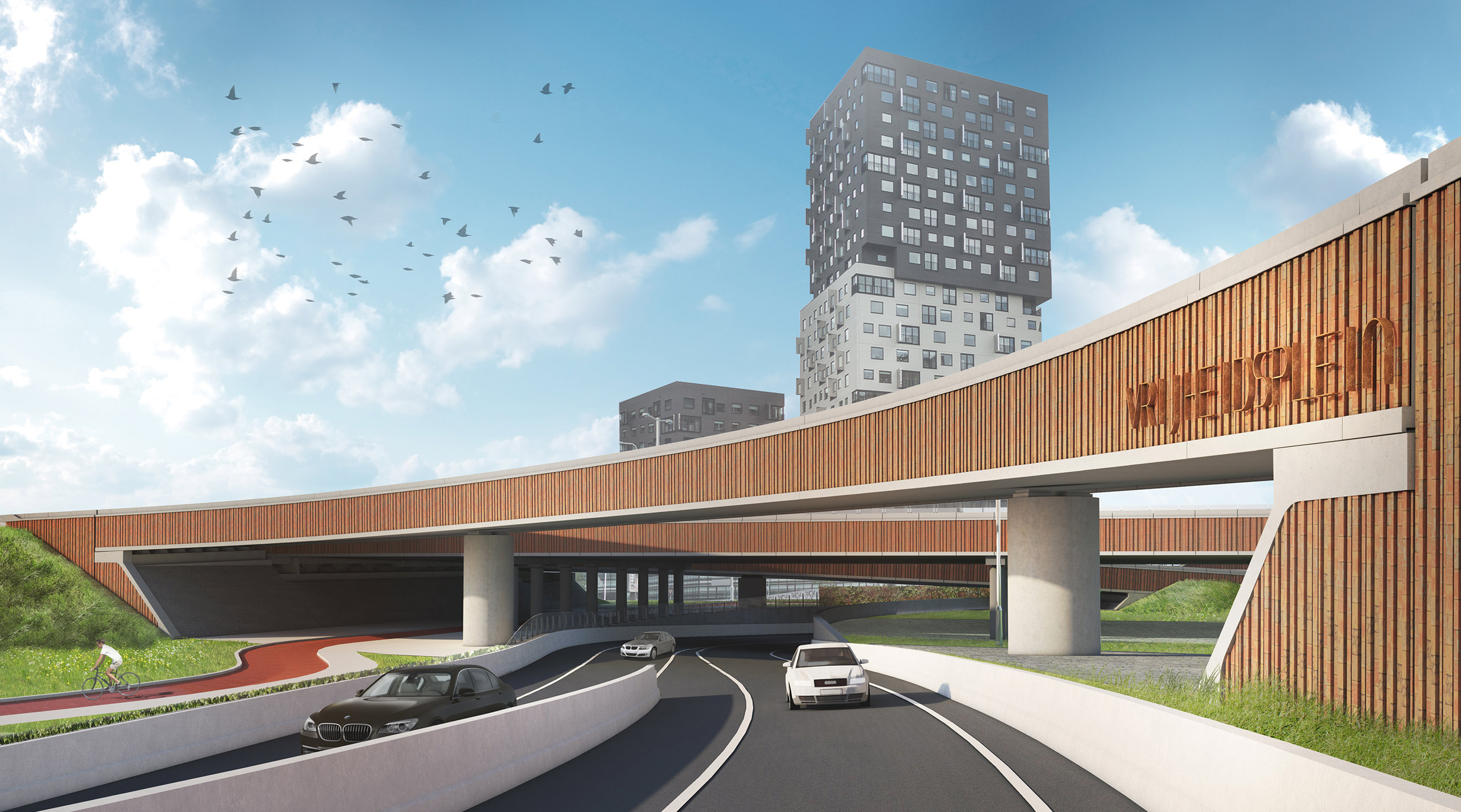 Southern Ring Road Groningen