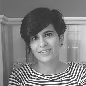 Dana Ibrahim- Junior Architect
